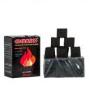 COCOBRICO уголь для кальяна 24 кубика