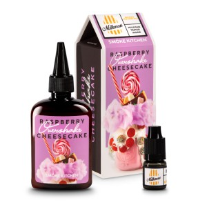 Raspberry Cheesecake , Smok Kitchen OVERSHAKE