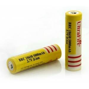 Аккумулятор Ultrafire 18650 3.7V 3000mah